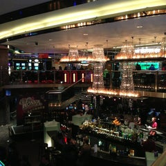 Photo taken at The Casino at The Empire by Erika k on 3/19/2013