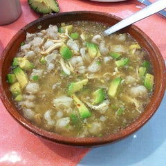 Photo taken at Pozole Casa Licha by Sol on 6/22/2013