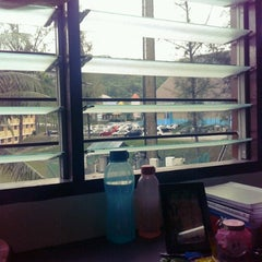 Photo taken at Delima College UiTM by Najwa A. on 10/21/2012