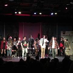 Photo taken at Eureka Theatre by David S. on 2/14/2016