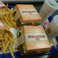 Photo taken at Burger King by Anusjka V. on 7/31/2013