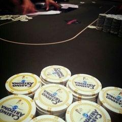 Photo taken at Casino Az Poker Room by LNKR on 6/30/2013