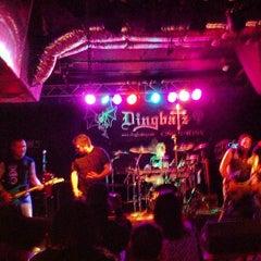 Photo taken at Dingbatz by Zack on 5/16/2013