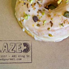 Photo taken at Glazed Gourmet Doughnuts by Glazed Gourmet Doughnuts on 11/26/2014