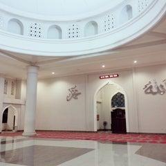 Photo taken at Masjid Nur Asmaul Husna by Al G. on 6/3/2014