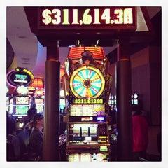 Photo taken at Morongo Casino Resort & Spa by Peggie C. on 3/25/2013