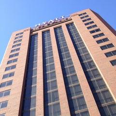 Photo taken at Hyatt Regency North Dallas by Jaymie F. on 3/15/2013