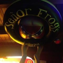 Photo taken at Señor Frog's Aruba by Luis S. on 4/20/2013