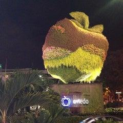 Foto tomada en Centro Comercial Oviedo por Diana el 11/7/2012
