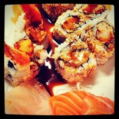 Photo taken at Aiko Restaurante by Chico M. on 10/13/2012