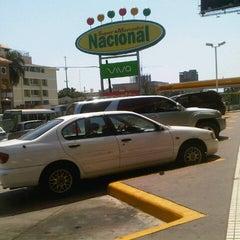 Photo taken at Supermercados Nacional by Andy G. on 3/6/2013
