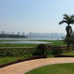 Photo taken at Renaissance Mumbai Convention Centre Hotel by hiren p. on 2/20/2013