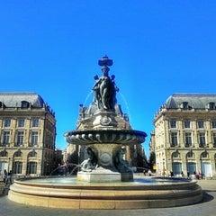 Photo taken at Place Saint-Pierre by Dan H. on 9/19/2012