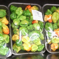 Photo taken at City Supermarket Irvington by Jaun Paul W. on 6/11/2013