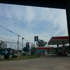 Photo taken at Caltex อรัญประเทศ by อนุชา เ. on 9/14/2012