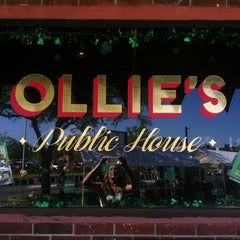 Photo taken at Ollie's Public House by Cassie P. on 3/16/2013