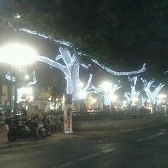 Photo taken at Alameda Principal by Ignacio C. on 12/18/2012