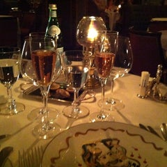 Photo taken at Le Gavroche by Silvia G. on 11/30/2012