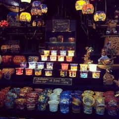 Photo taken at Weihnachtsmarkt am Roten Rathaus by Elena M. on 12/15/2012