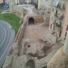 Photo taken at Circ romà de Tarragona by Elena M. on 9/19/2012
