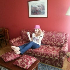 Photo taken at Hotel Suite Home Prague by Ольга Ч. on 6/17/2013