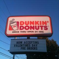 Photo taken at Dunkin' Donuts by John B. on 2/9/2013