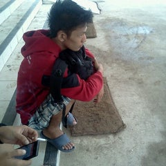 Photo taken at Lumban Tirta by Yulio M. on 10/14/2012