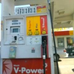 Photo taken at Shell by Samantha V. on 10/20/2012