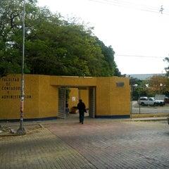 Photo taken at Facultad de Contaduría y Administración UADY by Samuel F. on 3/2/2013