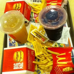 Photo taken at McDonald's by Paula P. on 10/13/2012
