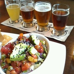 Photo taken at Karl Strauss Brewing Company by Mike A. on 10/7/2012
