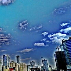 Photo taken at Dubai - Sharjah Road by Mohammed E. on 10/16/2012