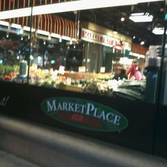 Photo taken at MarketPlace IGA by Arthur S. on 2/11/2013