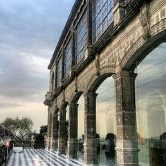 Photo taken at Museo Nacional de Historia (Castillo de Chapultepec) by @srmolesto on 11/3/2012