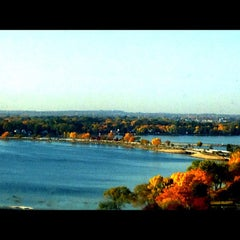 Photo taken at Hilton Madison Monona Terrace by Jenny L. on 10/2/2012