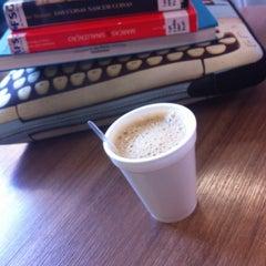 Photo taken at FSG | Biblioteca by Anieli P. on 9/6/2014