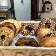 Photo taken at Smith Street Bagels by Danielle M. on 4/9/2013