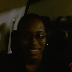 Photo taken at Gate B6 by Rasheedah J. on 1/27/2013