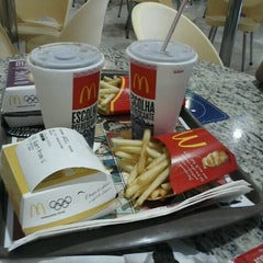 Photo taken at McDonald's by Marcos M. on 1/17/2013