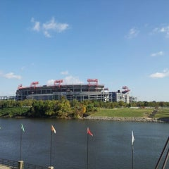 Photo taken at Nissan Stadium by Alex D. on 10/15/2012