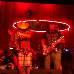 Photo taken at Continental Club by Taylor N. on 7/26/2013