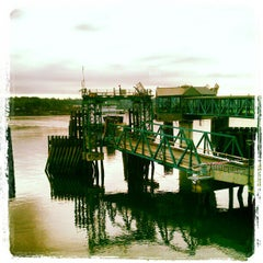 Photo taken at Bremerton Ferry Terminal by JB B. on 2/9/2013