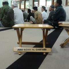 Photo taken at Masjid Abu Dzar Al Ghifari by Arief R. on 8/4/2013