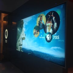 Photo taken at PBS Headquarters by Toby C. on 5/7/2014