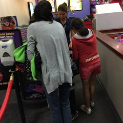 Photo taken at Chuck E. Cheese's by Bobby B. on 4/1/2015