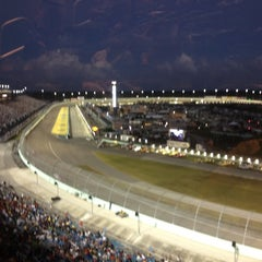 Photo taken at Homestead-Miami Speedway by Janie C. on 11/18/2012