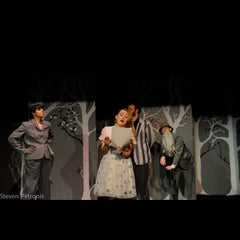 Photo taken at Haddonfield Plays And Players by Angela M. on 3/8/2014