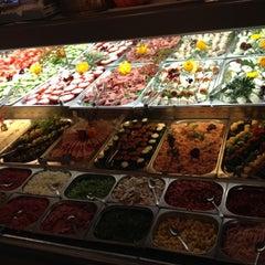 Photo taken at Çatı Cafe by Fevzi T. on 11/4/2012