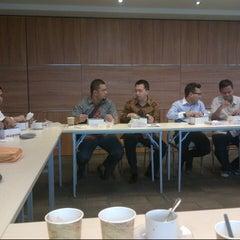 Photo taken at Hipmi Center by Agung R. on 12/4/2012