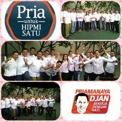 Photo taken at Hipmi Center by Agung R. on 11/14/2014